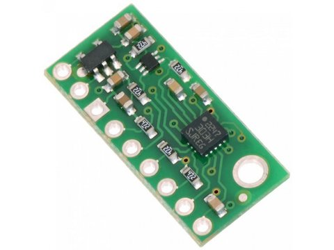 LSM303D 3-Axis Accelerometer and Compass