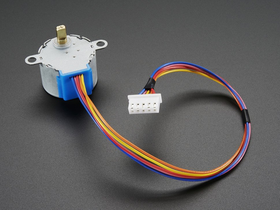Small reduction stepper motor 12v 1