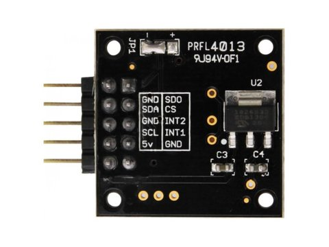 ADXL345-BB 3-Axis Accelerometer Module