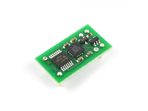 Buffered ±3g Triple Axis Accelerometer (ADXL330)
