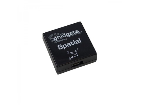 PhidgetSpatial 3/3/3 3-Axis Compass/Gyroscope/Accelerometer