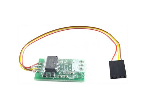 ±38g Dual Axis G-Force Accelerometer