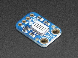 Adafruit MiCS5524 CO, Alcohol and VOC Gas Sensor Breakout