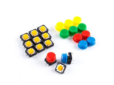 Tactile Buttons (12pk)