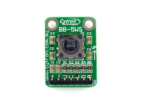 Cytron 5-way Switch Breakout Board