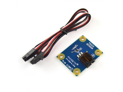 Phidgets Capacitive Touch Sensor (increased sensitivity)