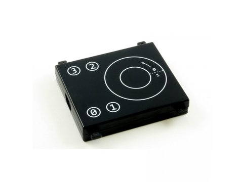 Phidgets Touch Wheel w/ 4 Buttons