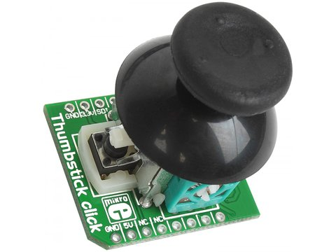 Mini Joystick Click Board