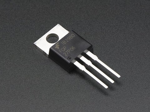 P-channel Power MOSFET - TO-220 Package - 25A / 60V