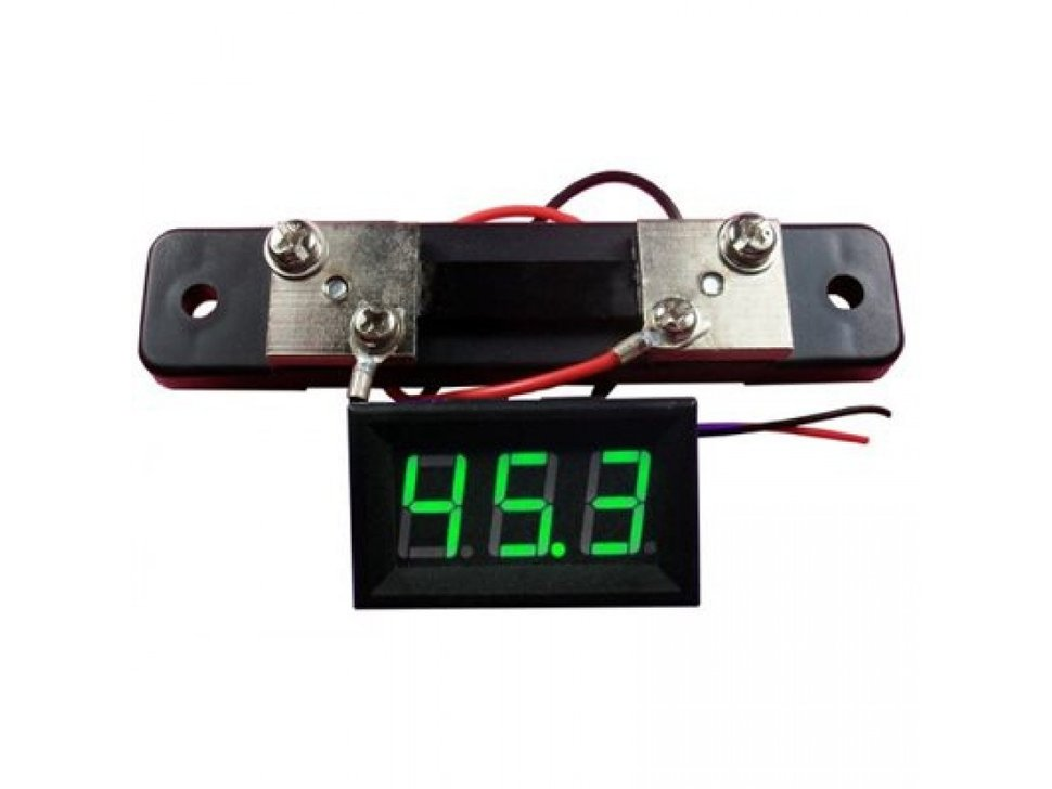 Led current meter 50a green 6023388921