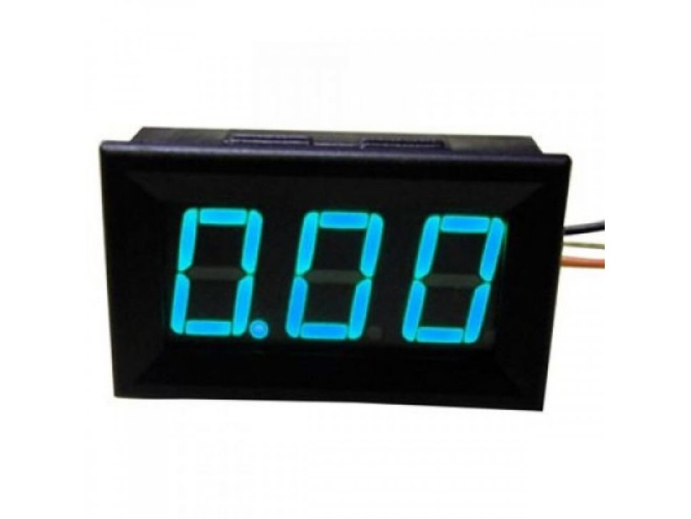 Led current meter 10a blue 2390541318