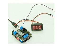 Led current meter 10a red 4136517094