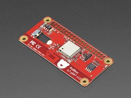IoT pHAT for Raspberry Pi by Redbear Labs - Unassembled