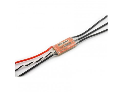 Sitela 15A Super Power Brushless ESC