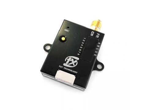 X40 5.8GHz 200mW 40ch FPV Video Transmitter