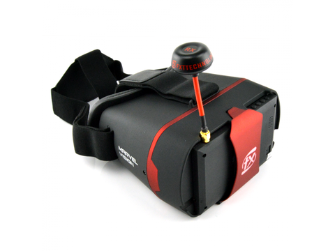 "Marvel Vision 5.8GHz 4.3"" FPV Goggle w/ Raceband"