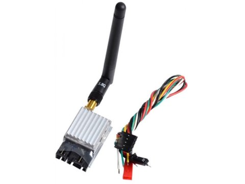 8 Channel 200mW 5.8GHz Wireless Audio/Video Transmitter for FPV