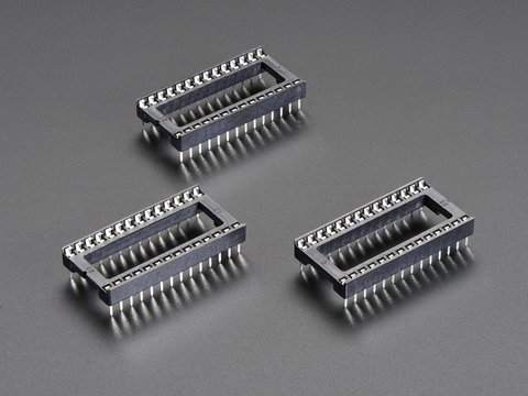 IC Socket - for 28-pin