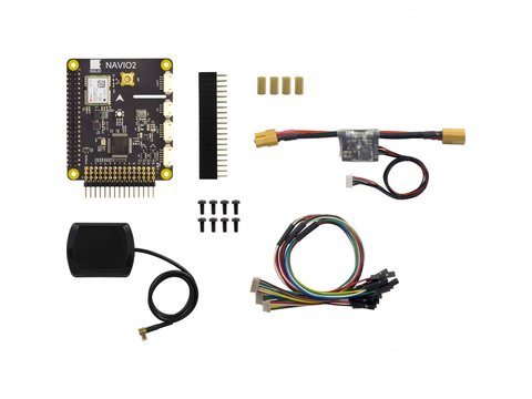 Navio2 Autopilot Kit for Raspberry Pi 2 / 3