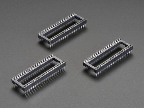 IC Socket for 40-pin