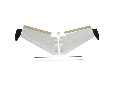 "56"" Z2 UAV Foam Flying Wing Frame Kit"