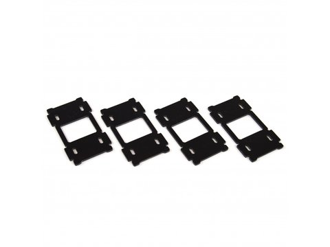 Lynxmotion HQuad500 Side Plates