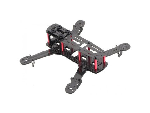 Mini H250 Carbon Fiber Quadcopter Frame Kit for FPV