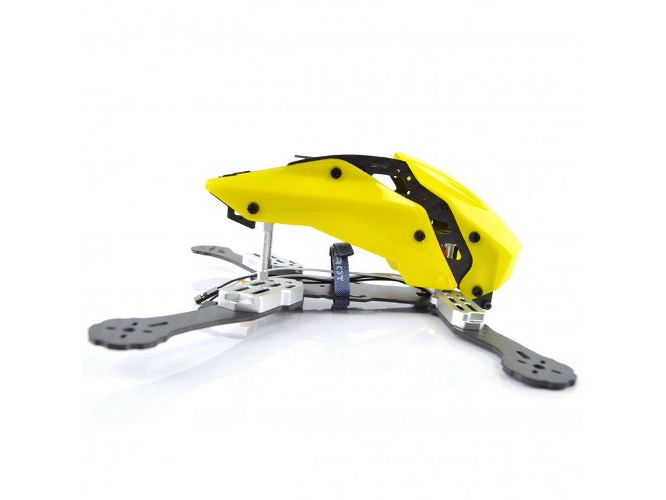 Tarot TL250C 250mm Quadcopter FPV Carbon Frame in India - Thingbits ...
