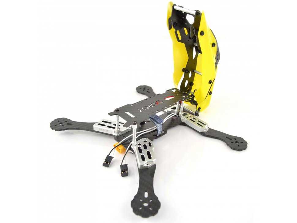 Tarot TL250C 250mm Quadcopter FPV Carbon Frame - Thingbits Electronics