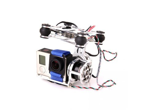 Super Lite 160g 2-axis Gimbal