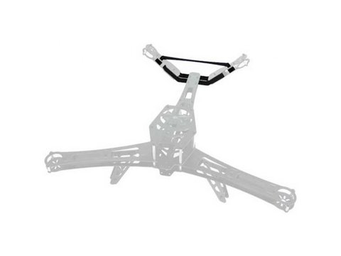 VTail 500 Rear V Support Crash Kit