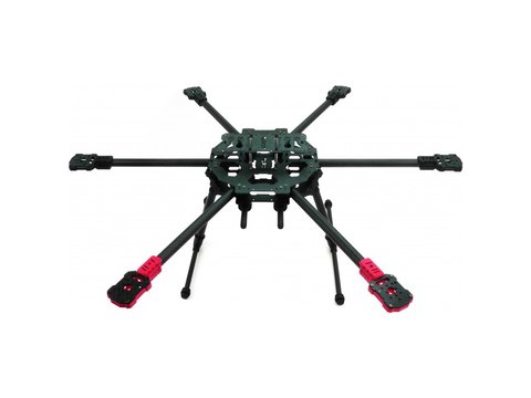 Tarot 690 Folding Carbon Fiber Hexacopter Frame