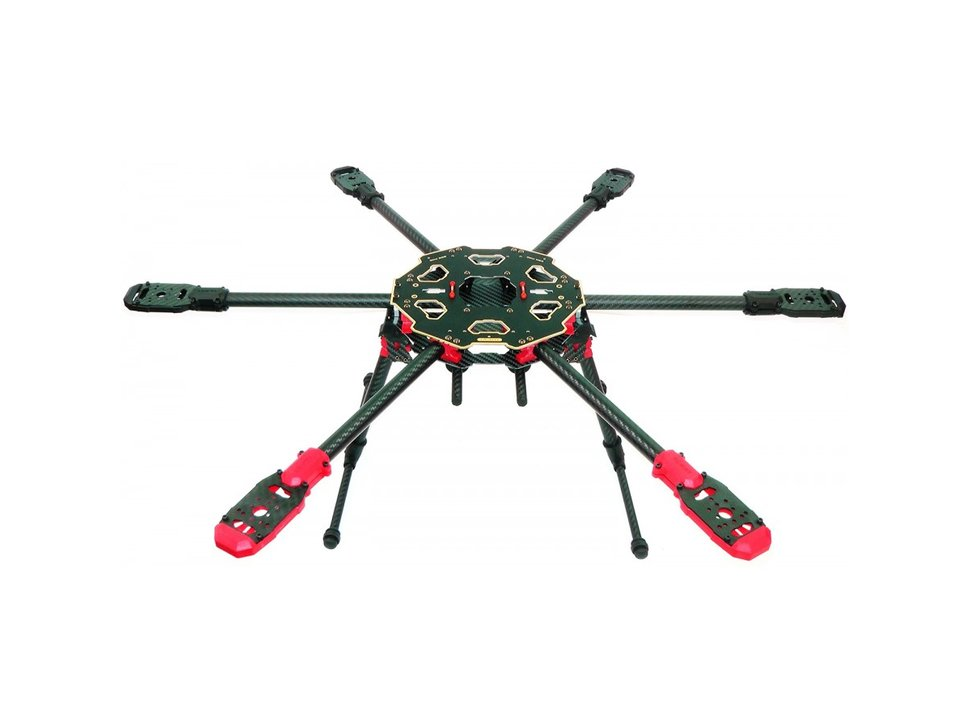 Tarot 680 PRO Folding Hexacopter Frame in India - Thingbits Electronics