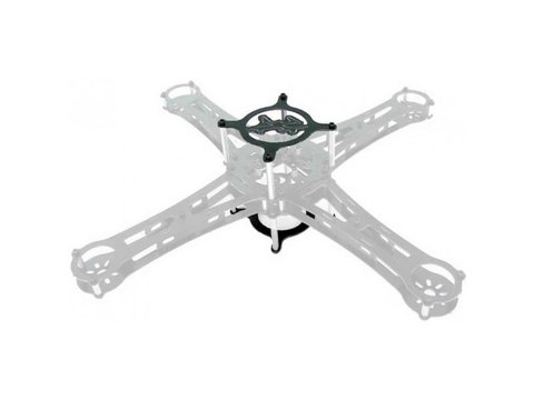 Crazy2Fly External Center Plates Crash Kit