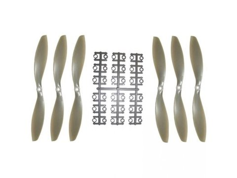 10x4.7SF Hexacopter Propeller Kit