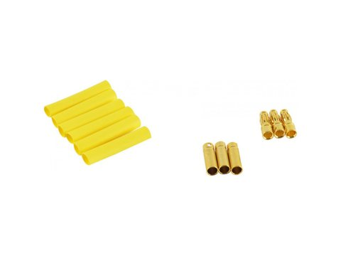 4mm Solder Connector Kit