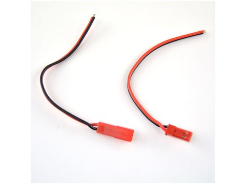 JST BEC Silicone cable (100mm)