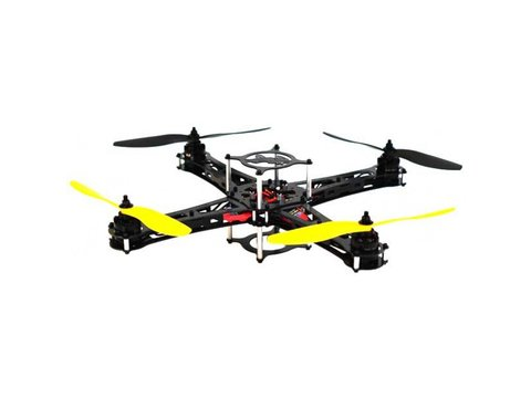 Lynxmotion Crazy2Fly Drone (T-Motor Combo Kit)