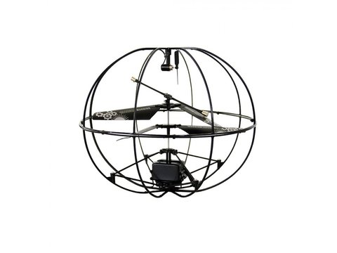 Orbit Mobile Brain-Controlled Helicopter