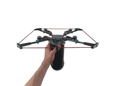 Base Sentry Personal Aerial Support System (Standard FPV Version)