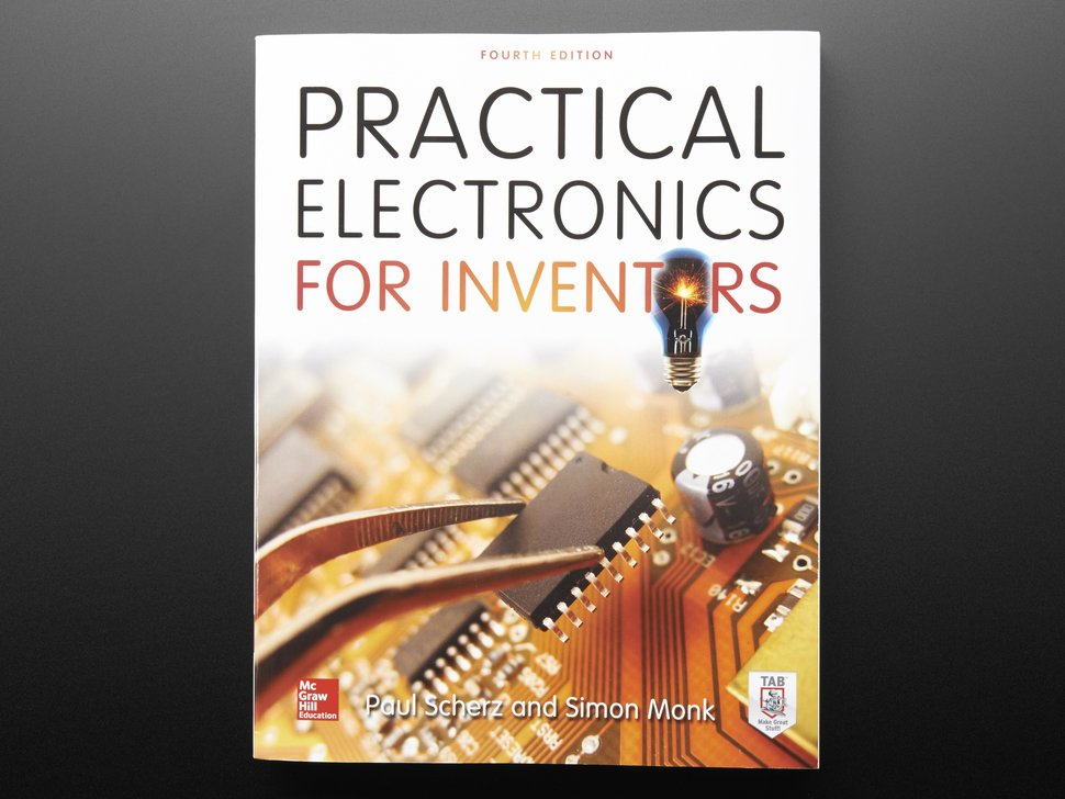 Practical electronics for inventors rd edition thingbits