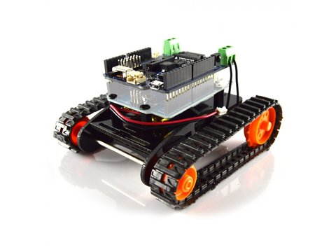 Mini DFRobotShop Rover Kit (No Arduino)
