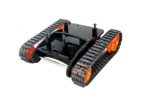 Mini RobotShop Rover Chassis Kit