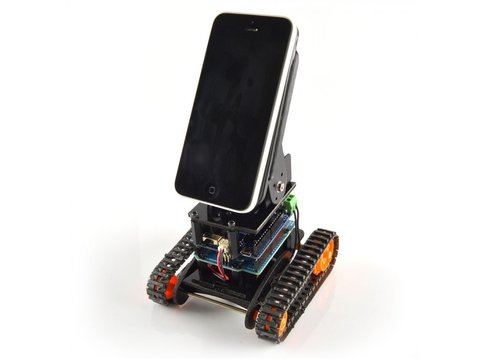 Mini DFRobotShop Rover Mobile Smartphone Development Kit