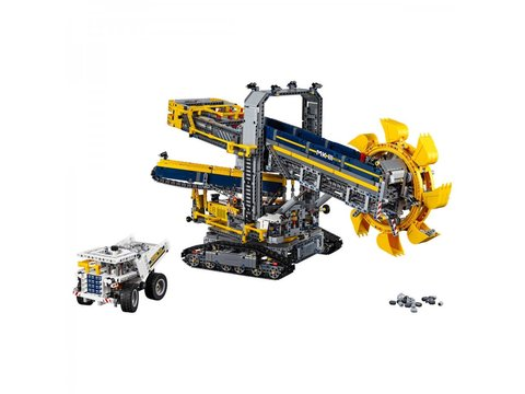 Lego® Technic - Bucket Wheel Excavator w/ Power Functions