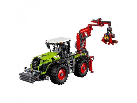 Lego® Technic - Claas Xerion 5000 TRAC VC w/ Power Functions