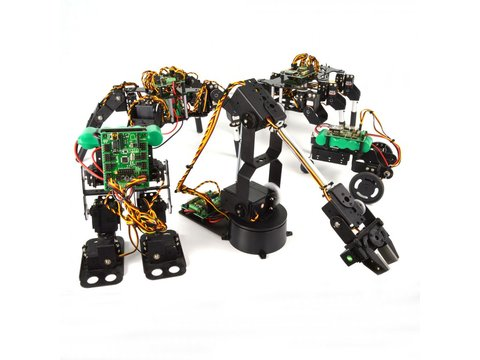 Lynxmotion Servo Erector Set V1.1