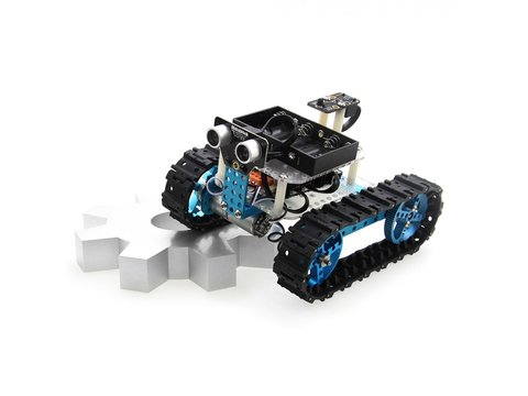MakeBlock Starter Robot Kit V2 w/ Electronics (Blue)