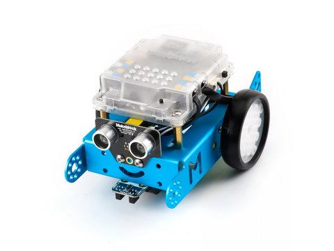 MakeBlock mBot v1.1 Blue STEM Educational Programmable Robot (2.4G)