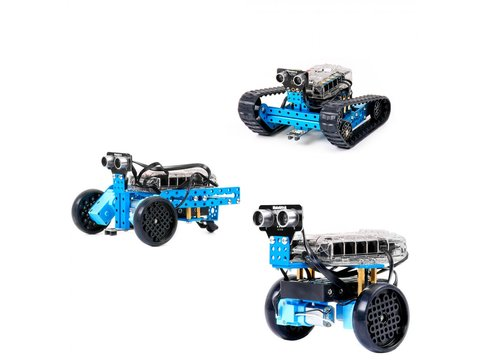 MakeBlock mBot Ranger 3-in-1 Transformable STEM Educational Robot Kit